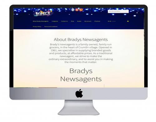 BRADYS website