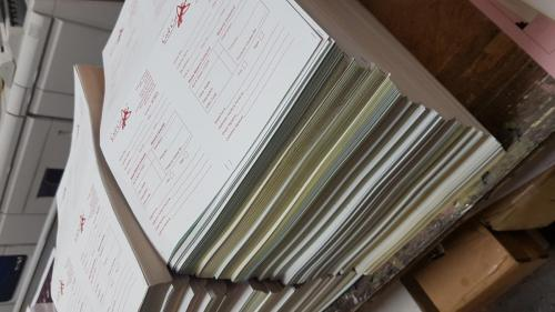 NCR red books