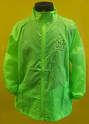 Old Mill Jacket front