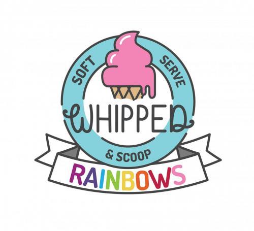 WHIPPED RAINBOW LOGO
