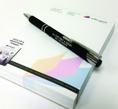 alltype pad & pen