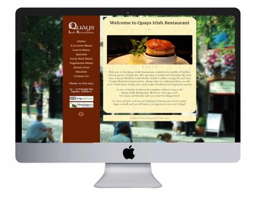quays website